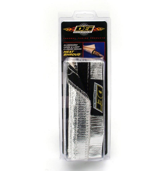 Can Am Offroad Heat Shroud Aluminized Sleeving by Design Engineering