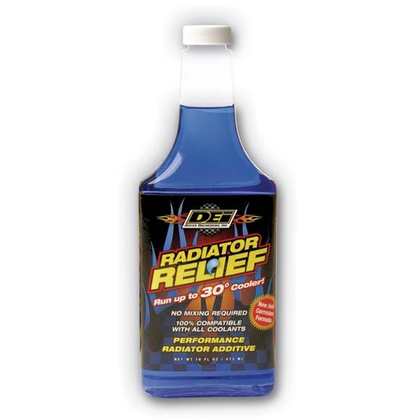 Can Am Offroad Radiator Relief 16 oz Bottle by Design Engineering