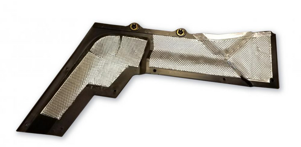 Can Am Commander Heat Shield Kit by Design Engineering