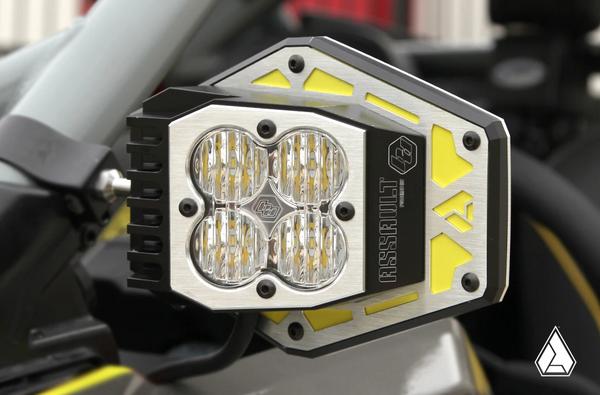 Can Am Baja Designs Nighthawk LED Side Mirrors