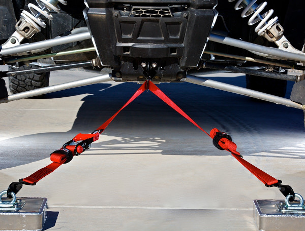 Can-Am 1.5″ 3-Point Ratchet Tie-Down