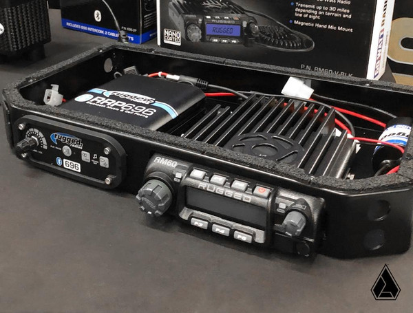 Can Am Offroad Communications Roof Mount by Assault Industries (ECC)