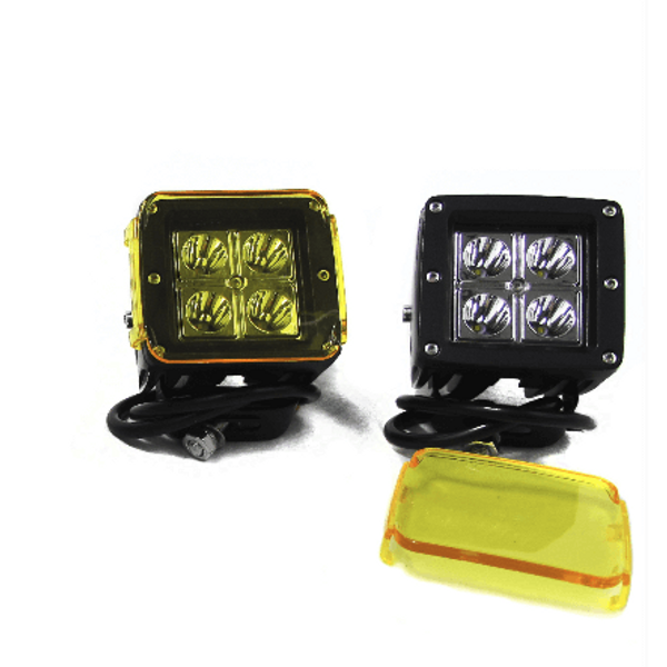 Can-Am 3 Inch Street Series LED Cube Light Kit by Race Sport Lighting