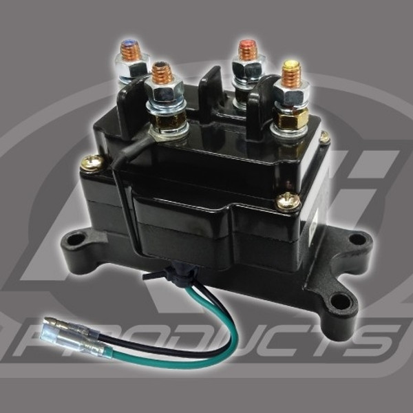 Can-Am 5000lb Assault Series Winch by KFI AS-50W Series-ECC