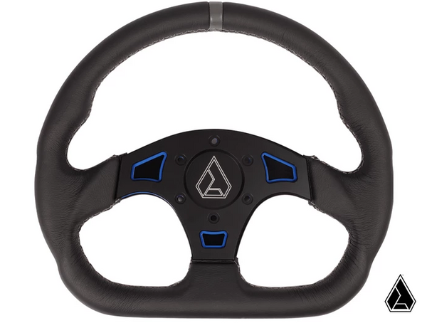 """Can Am Offroad Ballistic """"D"""" V2 Steering Wheel By Assault Industries"""
