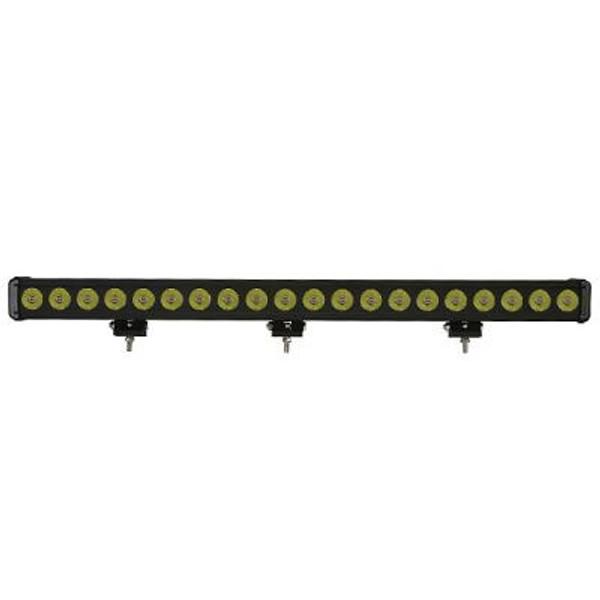 Can-Am 37 Inch Led Light Bar Single Row 200 Watt Spot Rogue Series