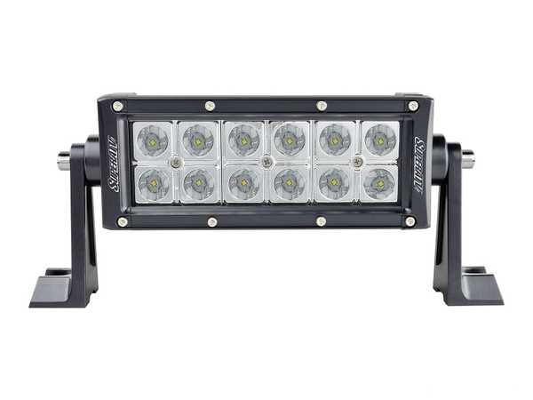 "Can-Am 6"" LED Combination Spot / Flood Light Bar by Super ATV"