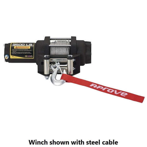 Can-Am 3500 lb. Winch by Aprove