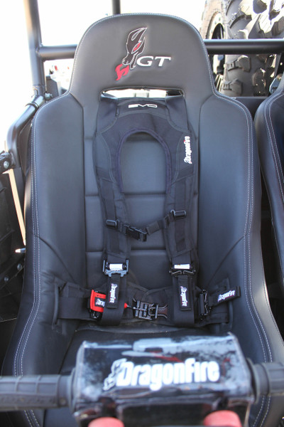 """Can-Am 2"""" Harness by DragonFire"""