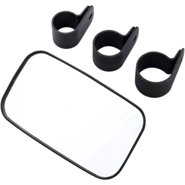 Can Am Rear & Side View UTV Mirror with Three Clamp Sizes