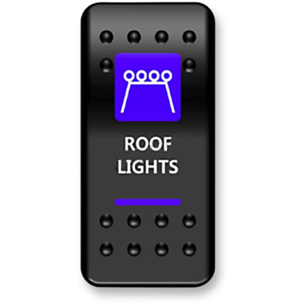 Can Am Roof Light Rocker Switch