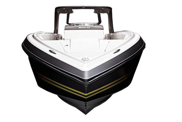 Can-Am Boat Lettering Black 3″ registration installation kit