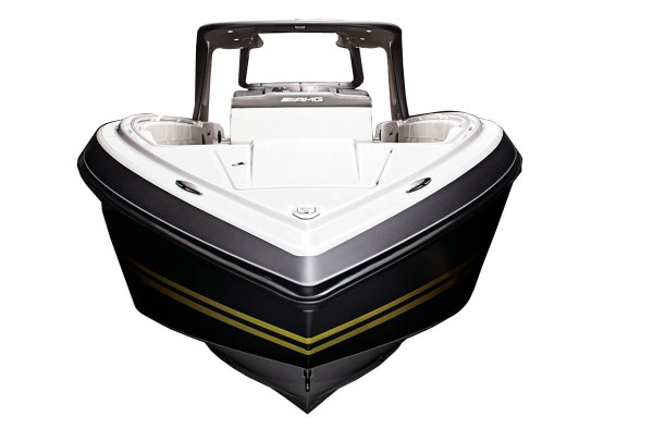 Can-Am Boat Lettering Red 3″ registration installation kit by Hardline Products