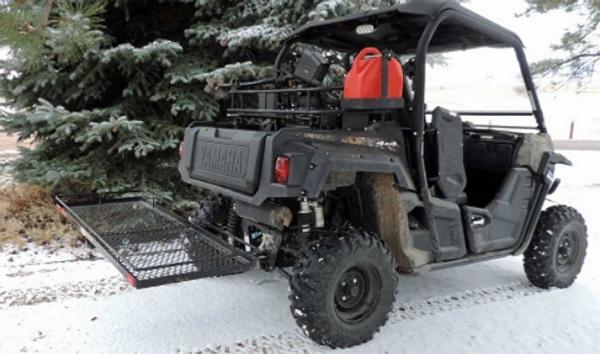 "Can Am Offroad ATV/UTV 1-1/4"" Hitch Riser & Adapter 16"" by Hornet Outdoors"