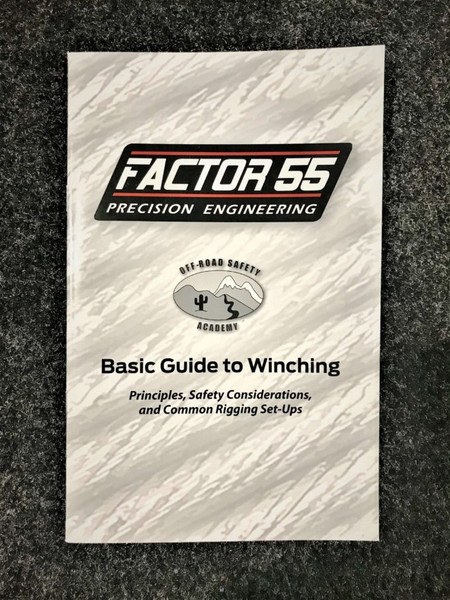Can Am Basic Guide to Winching Manual