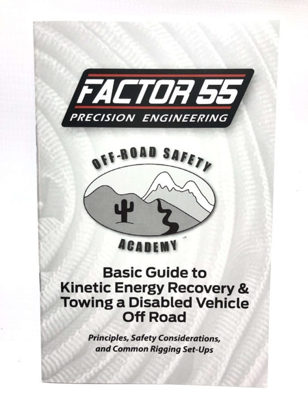 Can Am Basic Guide to Kinetic Energy Recovery & Towing a Disabled Vehicle Off Road Manual