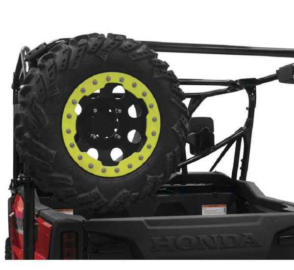 """Can Am Universal Spare Tire Carrier 1.75"""", Black by Dragonfire Racing"""