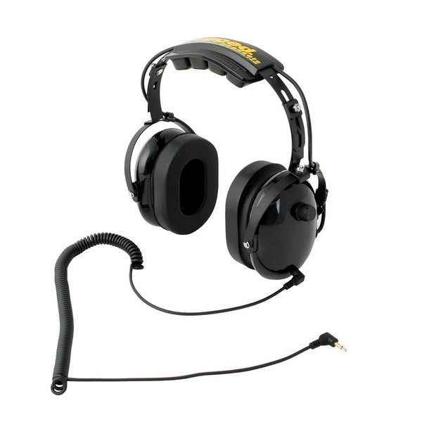 Can Am Over the Head Listen Black Headset by Rugged Radios