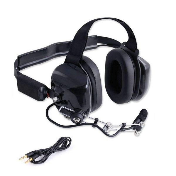 """Can Am H80 Double Talk """"Linkable Intercom"""" Single Headset Kit by Rugged Radios"""