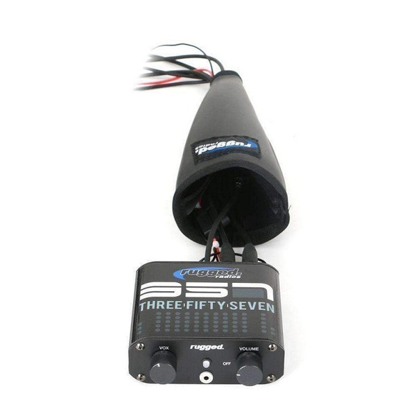Can Am Baja Boot Intercom Weather Guard Protection by Rugged Radios