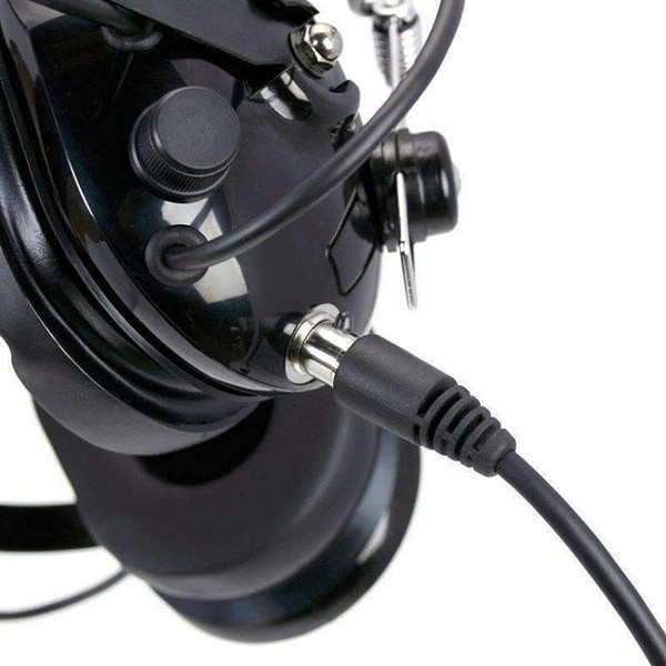 Can Am Motorola 2-Pin Handheld Radio - Headset Coil Cord by Rugged Radios