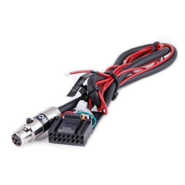Can Am Motorola 16-Pin Mobile Radio Jumper Cable by Rugged Radios