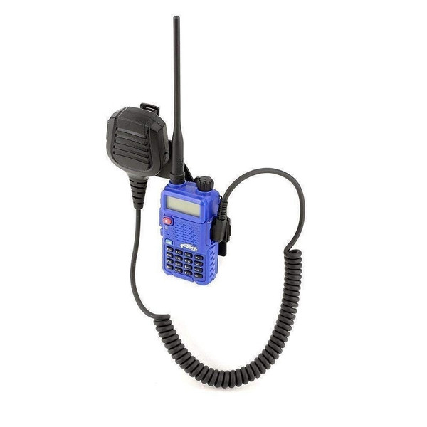 Can Am Radio and Hand Mic Mount for V3 / RH5R by Rugged Radios