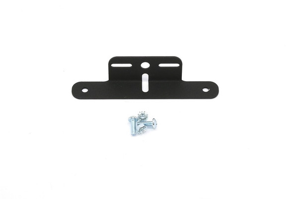 Can-Am Black License Plate Frame Bracket by XTC Power Products