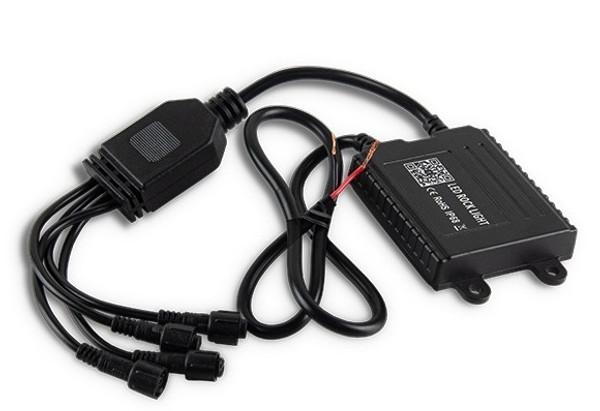 Can-Am Commander / Maverick / Defender 8-Pod RGB Rock Light Accessory Kit by Quad Logic