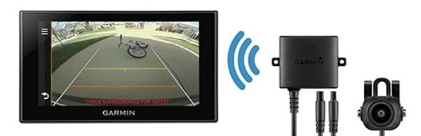 Can-Am Commander / Maverick / Defender BC™ 30 Wireless Backup Camera With HD/RDS by Garmin