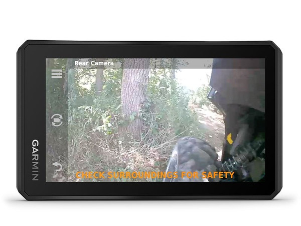 Can-Am Bc™ 40 Wireless Camera With Tube Mount With Roll Cage And Flat Plate Mount by Garmin