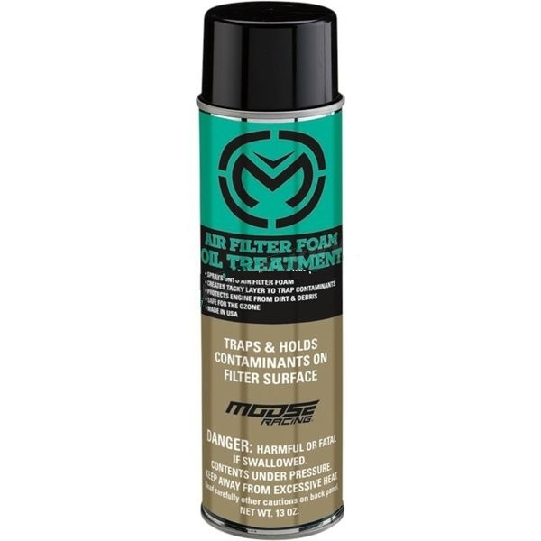 Can-Am Oil Filter Cleaner by Moose