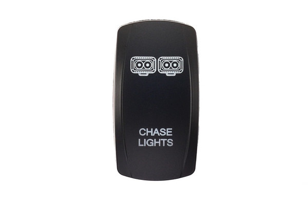 Can-Am Commander / Maverick / Defender Chase Lights Rocker Switch Cover by XTC Power Products