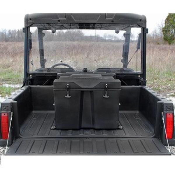 Can Am Commander Non-Insulated Rear Cooler / Cargo Box by Super ATV