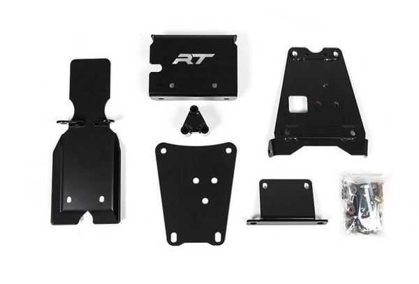 Can Am Maverick X3 Front Gusset Plate by RT Pro