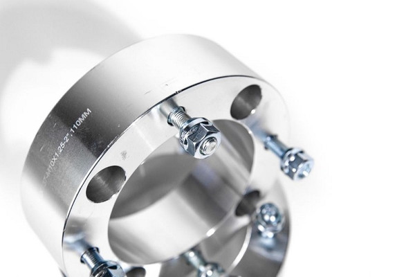 Can-Am Commander / Defender / Maverick Silver Wheel Spacers by Agency Power