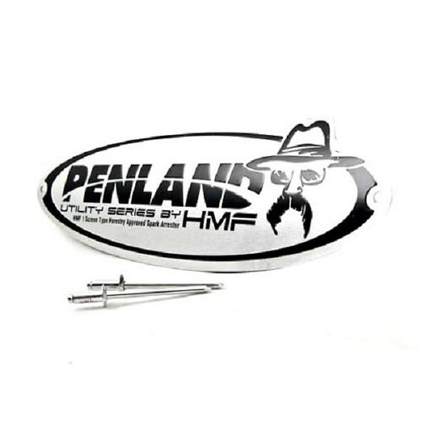 Can-Am Penland Series Exhaust Nameplate by HMF Racing