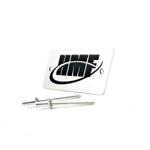 Can-Am Performance Mini Series Exhaust Nameplate by HMF Racing