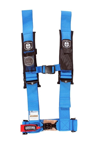 """Can Am 5 Point 3"""" Harness with Sewn in Pads by Pro Armor"""