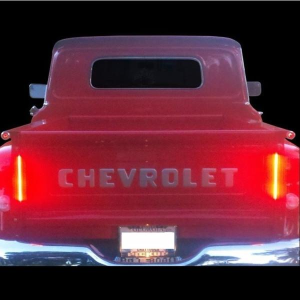 Can Am Red LED Truflex by Custom Dynamics