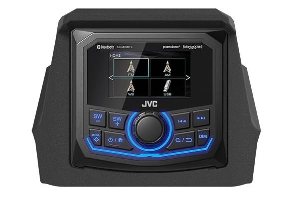 Can Am X3 Complete 3-Speaker Plug-and-Play Audio System w/JVC by SSV Works