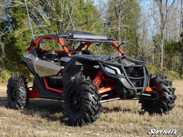 Can Am Maverick X3 Front Bumper by SuperATV