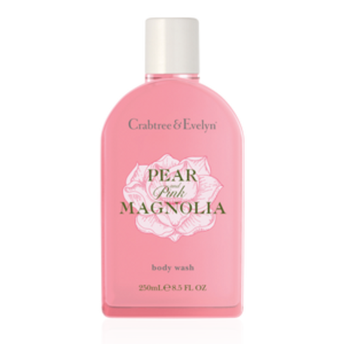 Crabtree & Evelyn Pear & Pink Magnolia Bath & Shower Gel