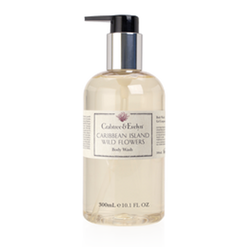 Crabtree & Evelyn Caribbean Island Wild Flowers Body Wash