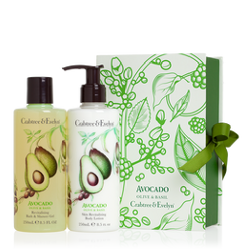Crabtree & Evelyn Avocado Perfect Pair Gift Set