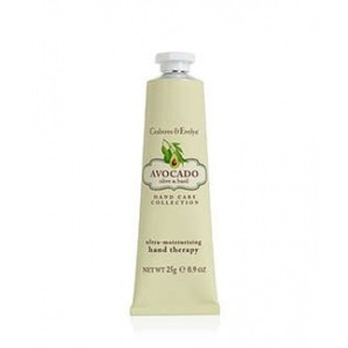 Crabtree & Evelyn Avocado Olive and Basil Hand Therapy Travel Size