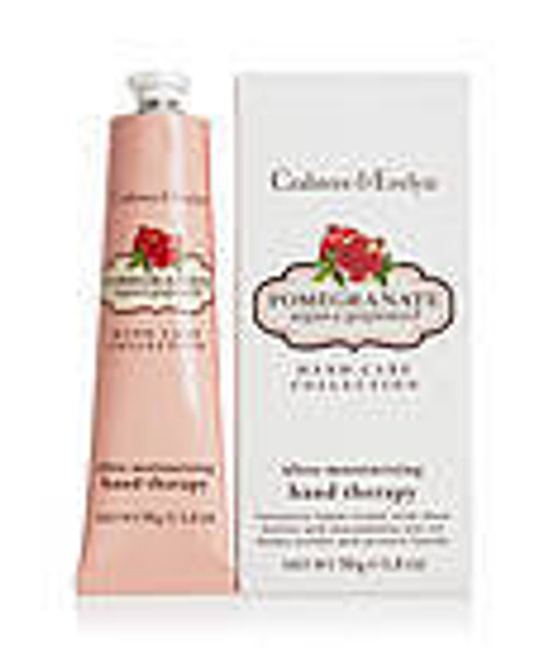 Crabtree & Evelyn Pomegranate Hand Therapy Purse Size 1.8 oz.