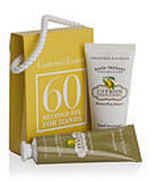 Crabtree & Evelyn Citron, Honey & Coriander 60 Second Fix for Hands Mini