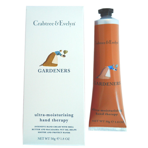 Crabtree & Evelyn Gardeners Hand Therapy Purse Size 1.8 oz.
