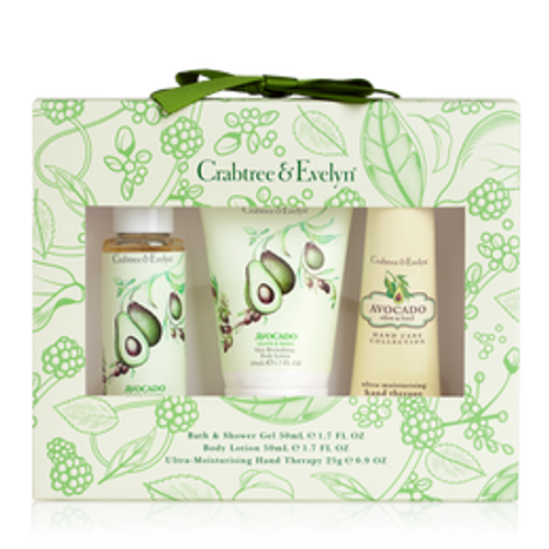 Crabtree & Evelyn Avocado Little Luxuries